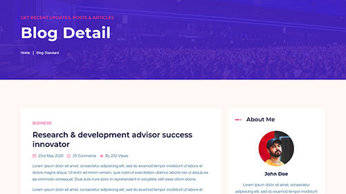 Image Preview of blog details Product