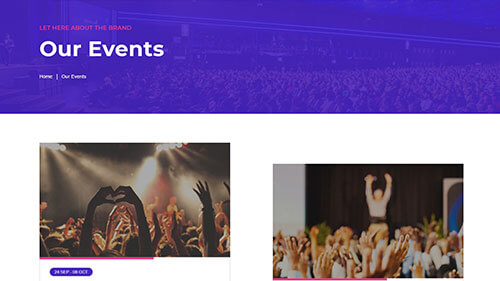Image Preview of Event Product