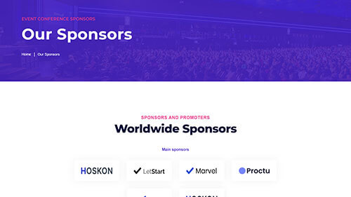 Image Preview of Sponsors Product