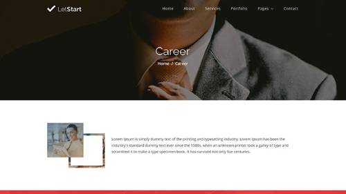 Image Preview of Career V2 Product