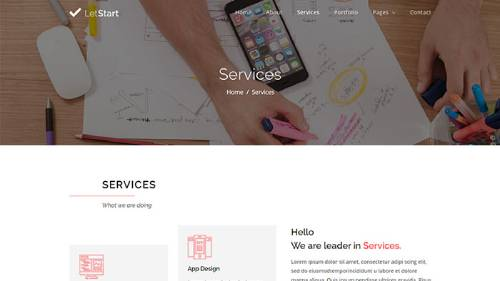 Image Preview of Services Product