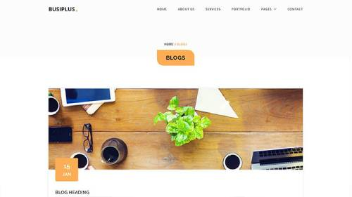 Image Preview of Blogs Product