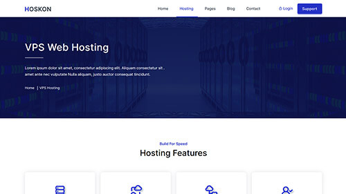 Image Preview of VPS Hosting Product