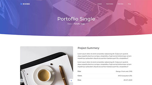 Image Preview of Work Single Product