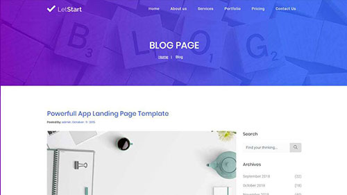 Image Preview of Blog Detail Right Sidebar Product