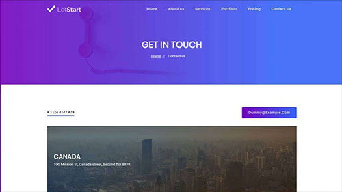 Image Preview of Contact Us Product