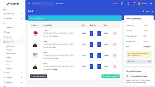 Image Preview of Cart Product