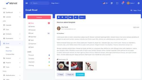 Image Preview of Read Mail Product