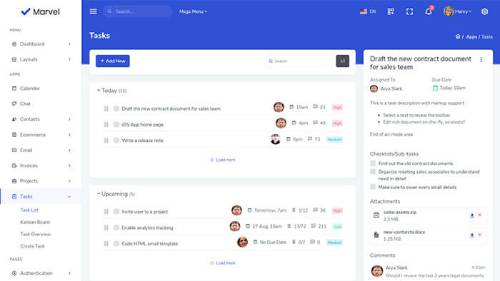 Image Preview of Task List Product