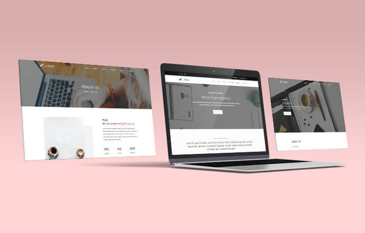 Buy Business Plus Multipages Website Template at 0